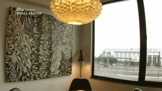 Download 3 Meter Wide Hong Kong Apartment | Small Spaces | HGTV Asia Video