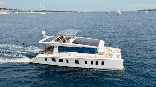 Download Silent 55 e-catamaran 2018 - Worlds First ″Affordable″ E-Catamaran Is Here! (and yes its fast too) Video