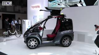Download Toyota Smart INSECT Car - TechHive Update Video