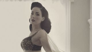 Download Dita Von Teese on How to Buy Lingerie Video