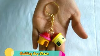 Download Quilling House Keychain | Sri Venkateswara home Video