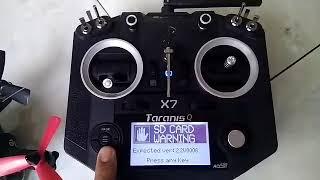 Taranis Qx7 Telemetry