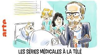 Download Les séries médicales à la télé - Tu mourras moins bête - ARTE Video