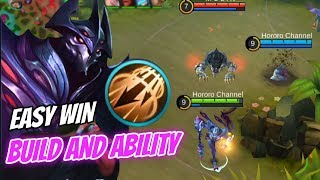 Download ZHASK'S EASY WIN ITEM BUILD AND ABILITY Video