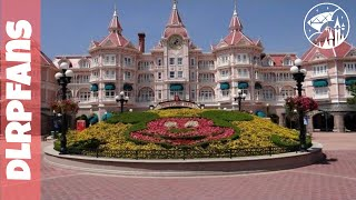 Download Disneyland Paris Disneyland Hotel Tour Video