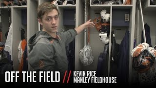 Download Syracuse Lacrosse Locker Room Tour with Kevin Rice Video