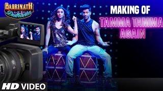 Download Making of Tamma Tamma Again | Varun Dhawan & Alia Bhatt |″Badrinath Ki Dulhania″| T-Series Video