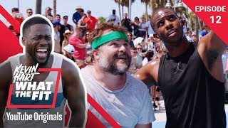 Download Basketball with Jack Black & Chris Paul | Kevin Hart: What The Fit Ep 12 | Laugh Out Loud Network Video
