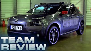 Download Citroen C4 Cactus (Team Review) - Fifth Gear Video