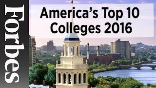 Download America's Top 10 Colleges (2016)   Forbes Video