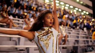 Download Southern University Fabulous Dancing Dolls Highlights vs Prairie View (2017) Video