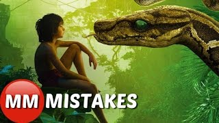 Download 10 The Jungle Book (2016) MOVIE MISTAKES You Missed | The Jungle Book MOVIE MISTAKES Video