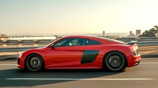 Download 640HP Modified Audi R8 V10 - Better than a plus!! Video