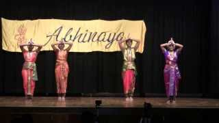 Download Brahmanjali - Kuchipudi Dance Video