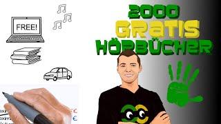 Download KOSTENLOSE HÖRBÜCHER - Die 5 besten Websites für gratis Hörbücher und Hörspiele - 5Rules5Hacks Video
