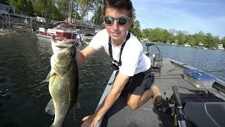Download Jon B. is Mad + Giant Michigan Bass - Googan House Video