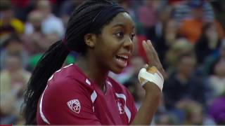 Download Stanford v Texas, 2016 NCAA Women's Volleyball Championship Match Video
