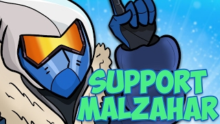 Download Support Malzahar Video