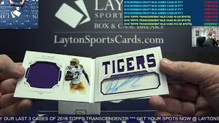 Download 2018 NT Collegiate Football 1 Box Break for Sherry S Video