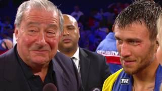 Download Vasyl Lomachenko - Post Fight Interview Video