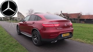 Download 2017 Mercedes-Benz GLC Coupe AMG - Test Drive, In Depth Review Interior Exterior Video