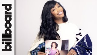 Download SZA Reveals What Advice She Would Give to Her Younger Self: 'Trust Yourself' | Billboard Video