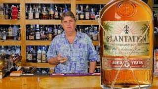 Download Rum Minute - Plantation Barbados 5 Year Old Rum - 1080p Video