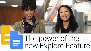 Download Explore feature for Docs and Slides | The G Suite Show Video