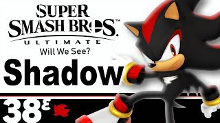 Download Shadow The Hedgehog | Super Smash Bros Ultimate - Will We See? #1 Video