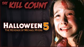 Download Halloween 5: The Revenge of Michael Myers (1989) KILL COUNT Video