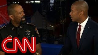 Download Don Lemon, sheriff spar over police shootings Video