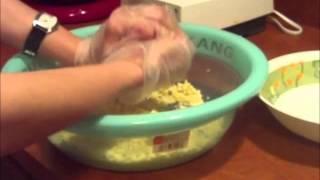 Download Xôi Vò - Mung Bean Coconut Milk Sticky Rice Video