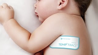 Download How does a sticker take your temperature? Video