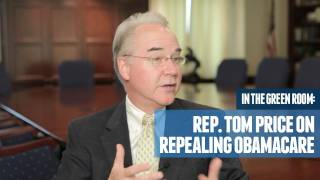 Download Congressman Tom Price on Repealing Obamcare and Reforming Our Healthcare System Video