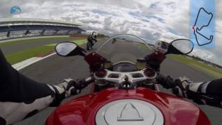 Download Scott Redding's onboard lap of Silverstone with commentary | Bike Social Video