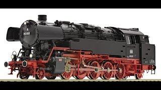 Download Roco Dampflokomotive Baureihe 85 Video