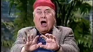 Download Jonathan Winters dazzles Johnny with Weird Hats & Characters Video