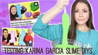 Download I Tried Following A Karina Garcia Slime DIY!🦄Did It Work? Video
