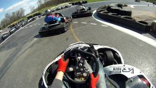Download How to get kicked out of a go-kart race! Video