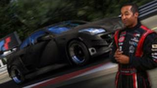 Download Gran Turismo 5 vs. A Pro Race Car Driver Video