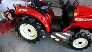 Download Mini tractor Shibaura p155f Video