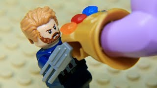 Download Lego Avengers Infinity War: Wakanda Takes the Lead | Brick Channel Lego Stop Motion Video