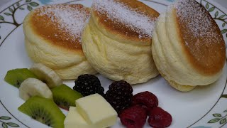 Download Souffle Pancakes   Fluffy Japanese Pancakes Video