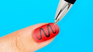 Download 27 EASY NAIL AND MANICURE HACKS Video