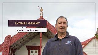 Download Lyonel Grant - Te Waka Toi Awards 2018 Video