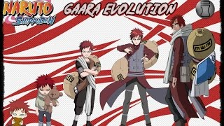 Download Naruto: Characters Evolution Video