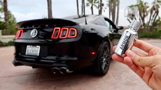 Download Ceramic Coating My GT500!!! Ketchup and Mud test: Armor Shield IX from Avalon King. Video