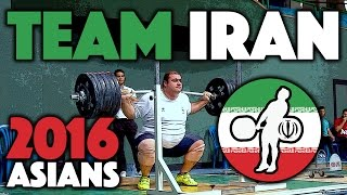 Download Team Iran - Full Session @ 2016 Asian Championships (April 27th) Video