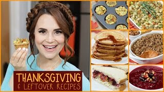 Download DIY Leftover Recipes / Thanksgiving! Video