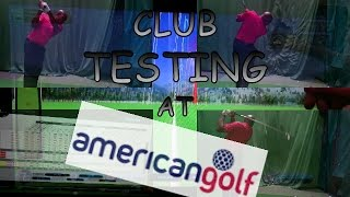 Download FIRST CLUB TESTING VLOG AT AMERICAN GOLF Video
